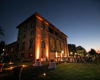 Villa Mangiacane - Small Luxury Hotels Of The World - San Casciano Val Di Pesa - Gebäude