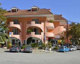 Odysseus Palace - Poros (Cephalonia) - Building