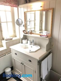 B&B Het Zilte Zand - Westende - Bathroom