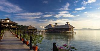 Gayana Marine Resort - Kota Kinabalu - Vista del exterior