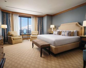 Little America Hotel - Salt Lake City - Schlafzimmer
