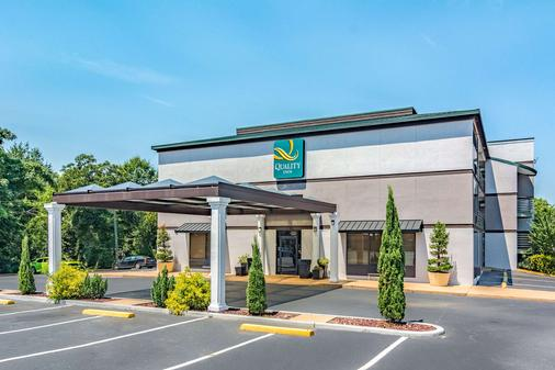 Quality Inn - Columbus - Rakennus