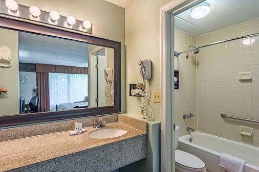 Quality Inn - Columbus - Phòng tắm