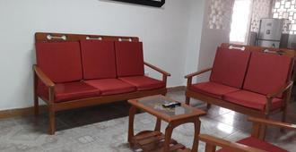 Lupuna Bunk & Breakfast - Iquitos - Living room