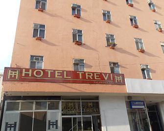 Hotel Trevi - Salamanca - Gebäude