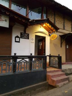 Hostel 107 - Kandy - Außenansicht