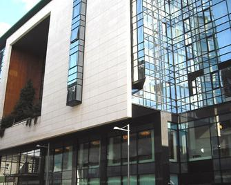 the Savoy Hotel - Limerick - Building