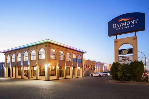 Baymont by Wyndham Medicine Hat - Medicine Hat - Rakennus