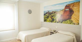 Hostal Zamorano - Dueñas - Bedroom
