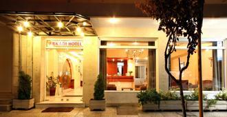阿卡迪酒店 - 干尼亞 - 哈尼亞 - 建築