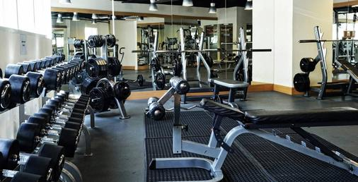 Holiday Villa Hotel & Residence City Centre Doha - Doha - Gym
