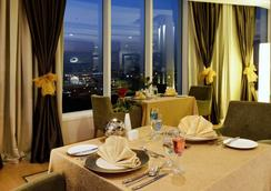 Holiday Villa Hotel & Residence City Centre Doha - Doha - Restaurant