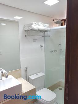 Mirante Hotel - Ору-Прету - Ванная