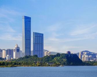 Hyatt Regency Zhenjiang - Zhenjiang - Venkovní prostory