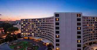 Washington Hilton - Washington D.C. - Gebouw