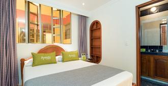 Ayenda 1071 Fontibon - בוגוטה - חדר שינה