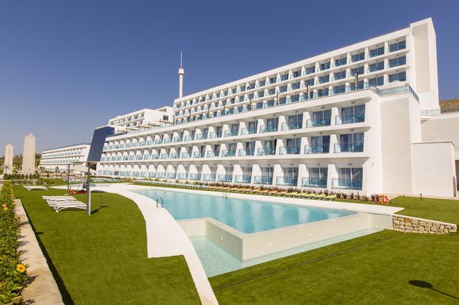Grand Luxor Hotel - Benidorm - Toà nhà