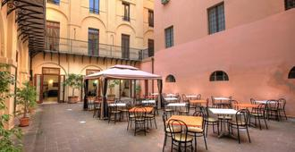 Hostel Marina - Cagliari - Patio