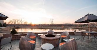 TownePlace Suites by Marriott Chicago Schaumburg - Schaumburg - Patio