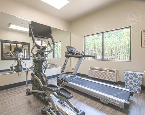 Brookstone Lodge near Biltmore Village Ascend Collection - Asheville - Gym