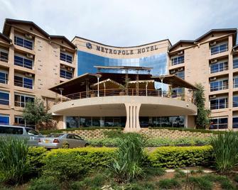 Metropole Hotel Kampala - Kampala - Building