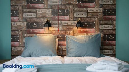 In Den Roden Leeuw Van Limburg - Wittem - Bedroom