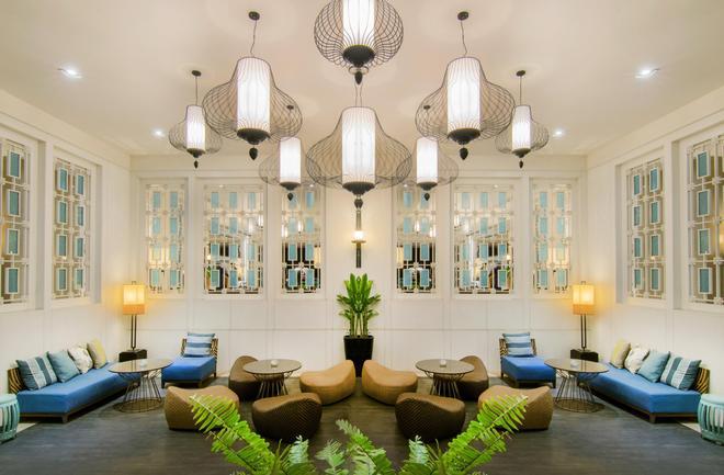 The Bayview Hotel Pattaya - Pattaya - Lounge