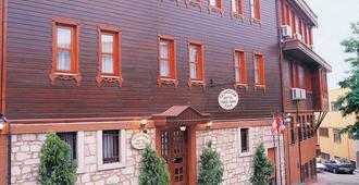Tashkonak Hotel - İstanbul - Bina