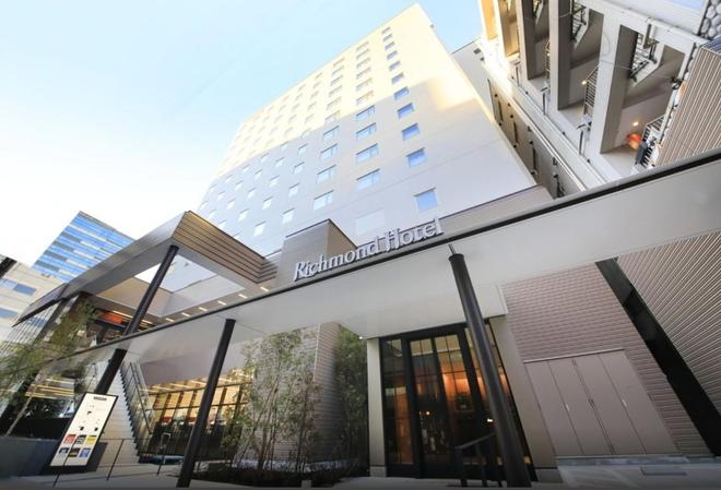 Richmond Hotel Yokohama Ekimae - Jokohama - Rakennus
