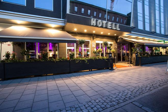 Best Western Plus Savoy Lulea - Luulaja - Rakennus