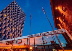 Clarion Hotel Helsinki - Helsínquia - Edifício