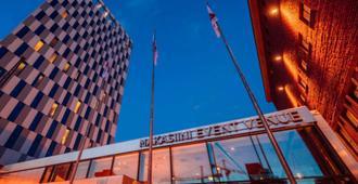 Clarion Hotel Helsinki - Ελσίνκι - Κτίριο