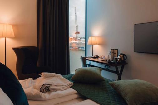 Clarion Hotel Helsinki - Helsinki - Bedroom