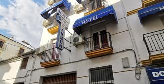 Hotel Doña Carmen - Ronda - Toà nhà