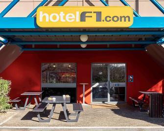 Hotelf1 Moret Fontainebleau - Écuelles - Building