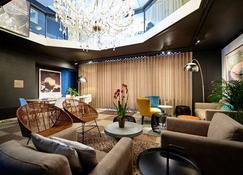 Leopold Hotel Ostend - Ostende - Salónek