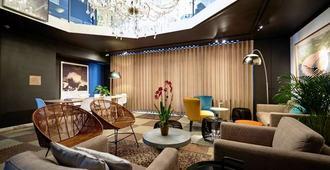 Leopold Hotel Ostend - אוסטנד - טרקלין