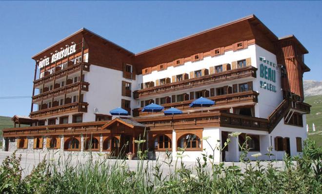 Sporthotel Beausoleil - Huez - Building
