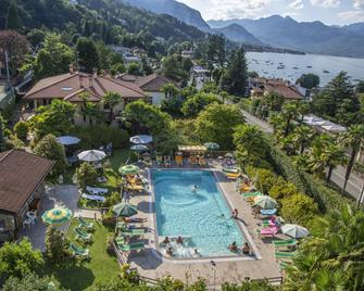 Hotel Della Torre - Stresa - Piscina