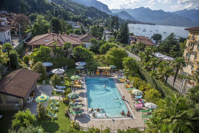 Hotel Della Torre - Stresa - Pool