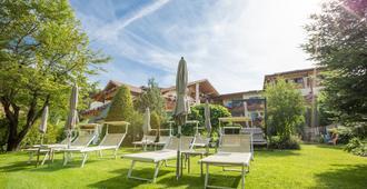 Hotel Viertlerhof - Avelengo/Hafling - Patio