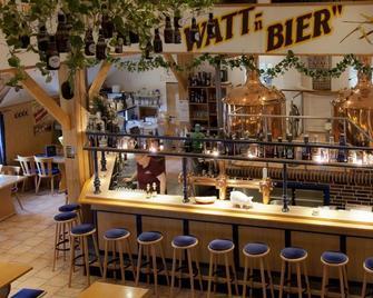 Hotel Werdumer Hof - Neuharlingersiel - Bar