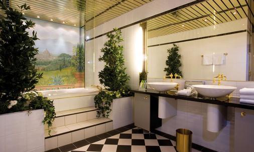 Living Hotel Kanzler by Derag - Bonn - Phòng tắm