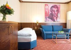 Living Hotel Kanzler by Derag - Bonn - Phòng ngủ