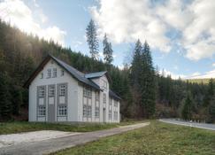 Labská 1912 - Apartmány Špindlerův Mlýn - Špindlerův Mlýn - Bâtiment