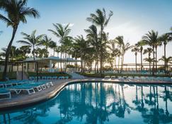 Hotel Riu Plaza Miami Beach - Miami Beach - Piscina