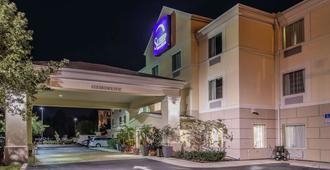 Sleep Inn & Suites University/Shands - Gainesville - Bygning