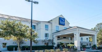 Sleep Inn & Suites University/Shands - Gainesville - Edificio