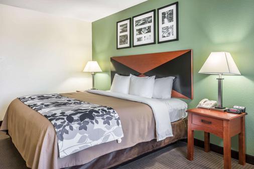 Sleep Inn & Suites University/Shands - Gainesville - Bedroom