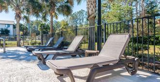 大學/尚茲斯利普套房酒店 - 蓋斯維爾 - 蓋恩斯維爾(佛羅里達州) - 天井